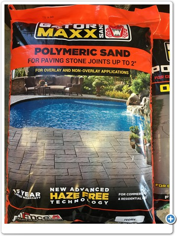 Polymeric Sand Paving Stones Fairfax Virginia