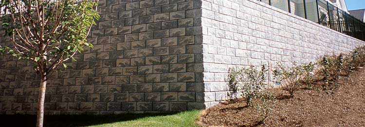 VERSA-LOK Segmental Retaining Walls Commercial Tysons Corner Virginia