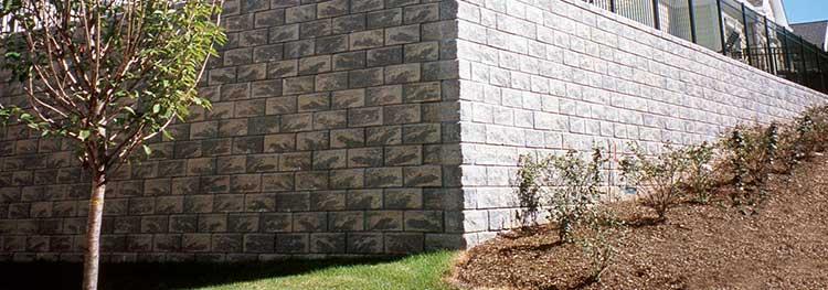 VERSA-LOK Segmental Retaining Walls Commercial Tysons Corner Virginia