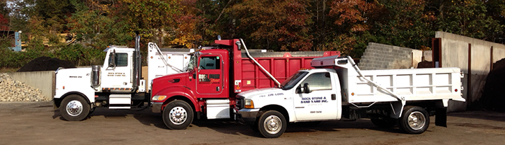 Aggregate Delivery Fairfax County Virginia