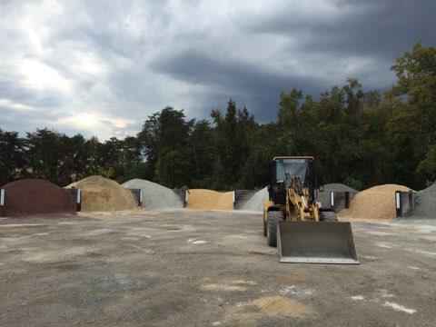 Aggregates Stone Sand Gravel Fairfax VA