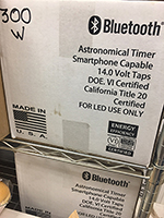 Bluetooth Astronomical Timer Smart Phone Capable 300 Watt