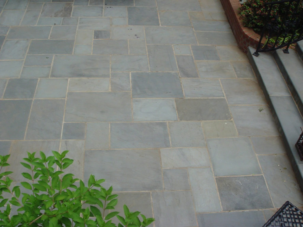 Cut Dimensional Flagstone Fairfax Virginia