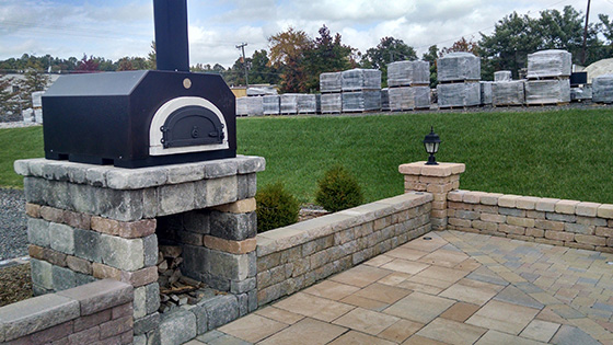 Outdoor Fire Pits and Fireplaces Fairfax VA