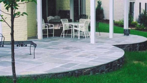 Patio Installer Fairfax VA