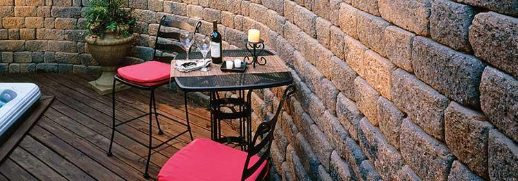 VERSA-LOK Segmental Retaining Walls Residential