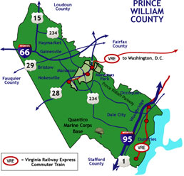 Prince William Virginia