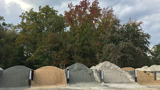 Aggregates, Stone, Gravel Fairfax Virginia