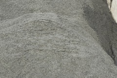 "(""Blue"" Stonedust)  Pulverized Granite makes a smart flagstone base."