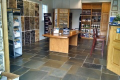 Landscape Accessories in our Showroom