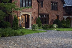 Paver Driveway Featuring Belgard's Old World Collection