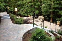 Belgard Paver Walkway and Steps